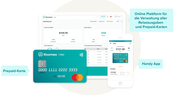 GER Roomex Pay overview