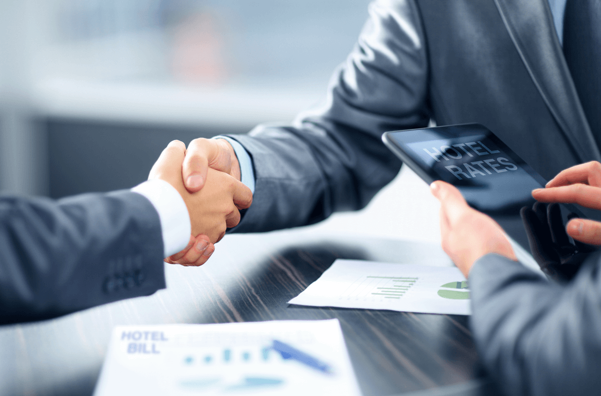 Your business rate for hotel stays is more negotiable than you think
