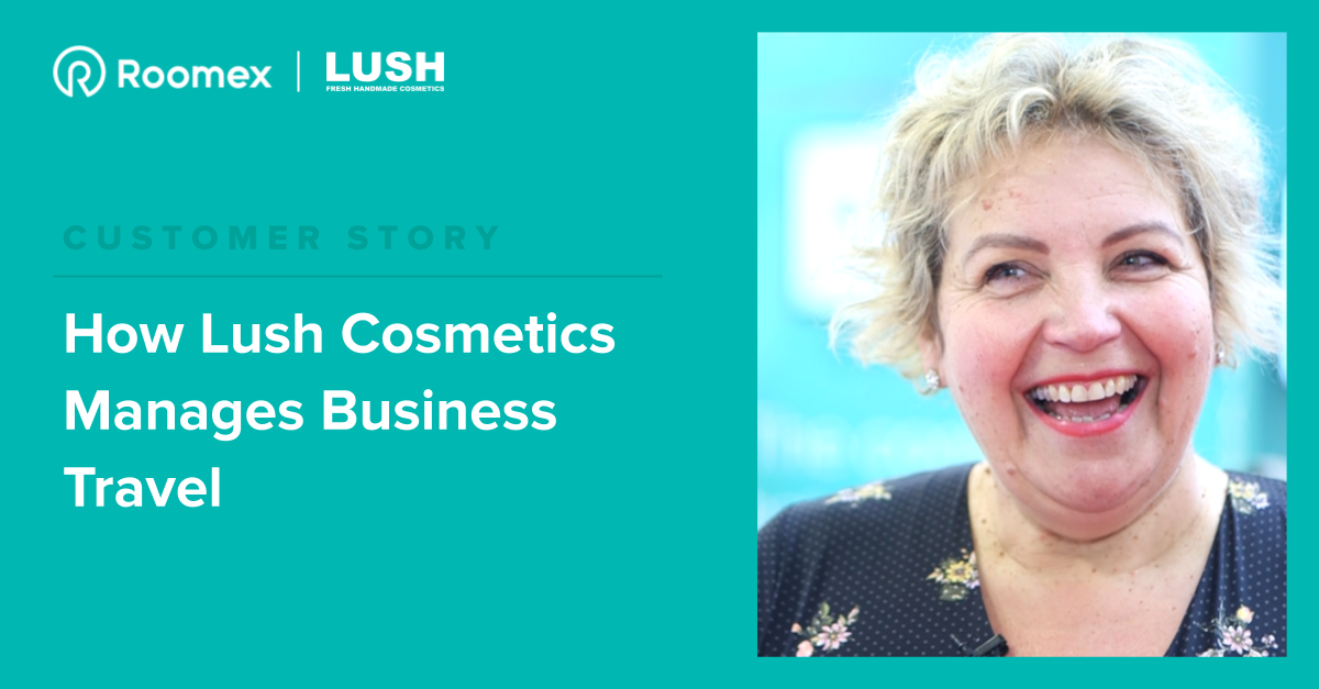 How Amanda Taylor of Lush Cosmetics Manages Business Travel, Cutting Costs and Saving Time