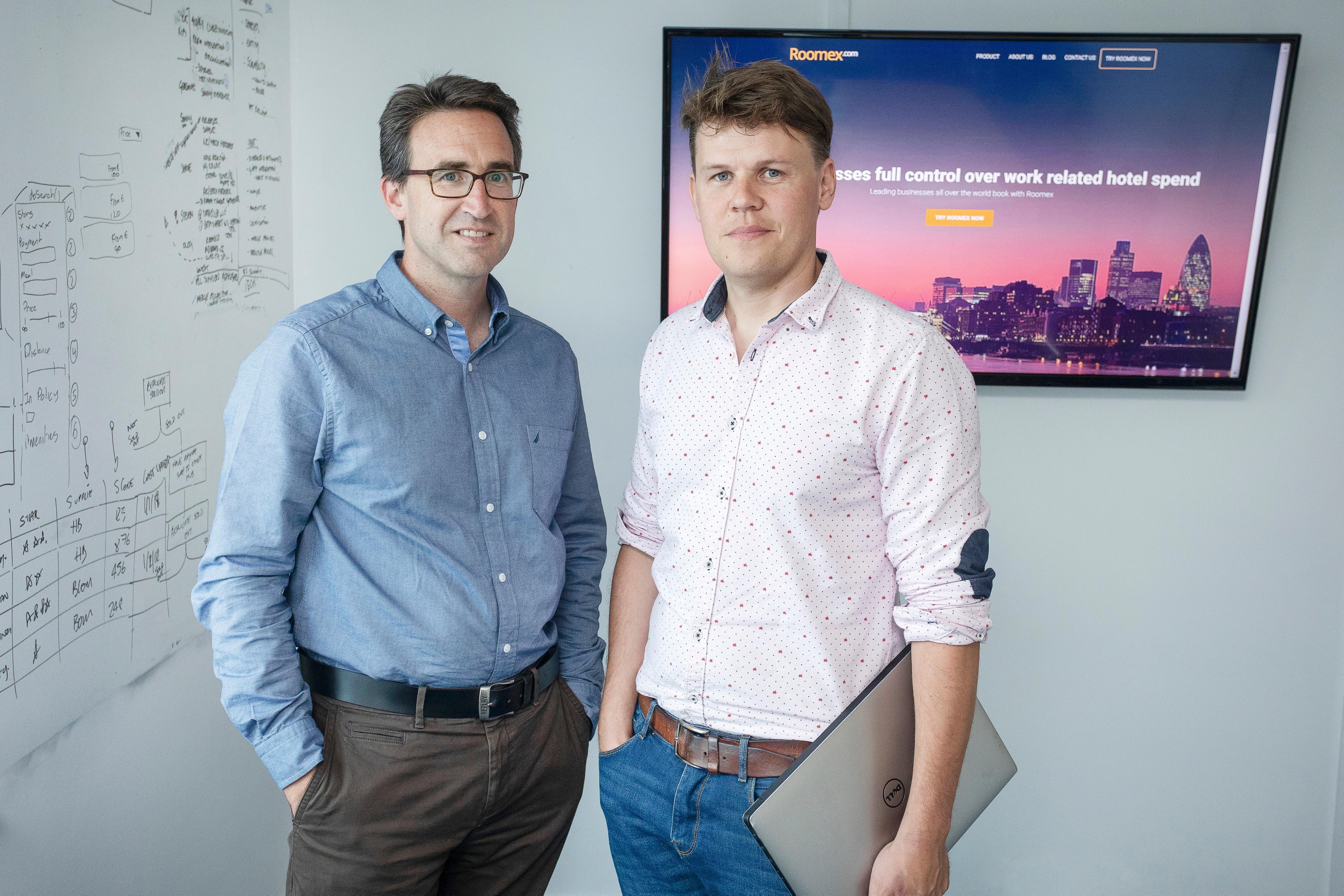 Roomex raises €8 million to build next generation tech platform for booking business travel