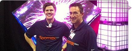 Roomex at The Dublin Web Summit
