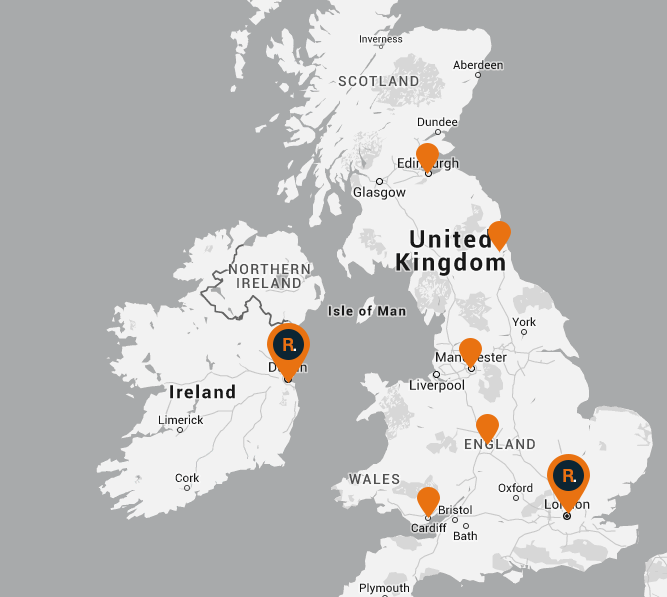 Roomex opens new locations throughout UK