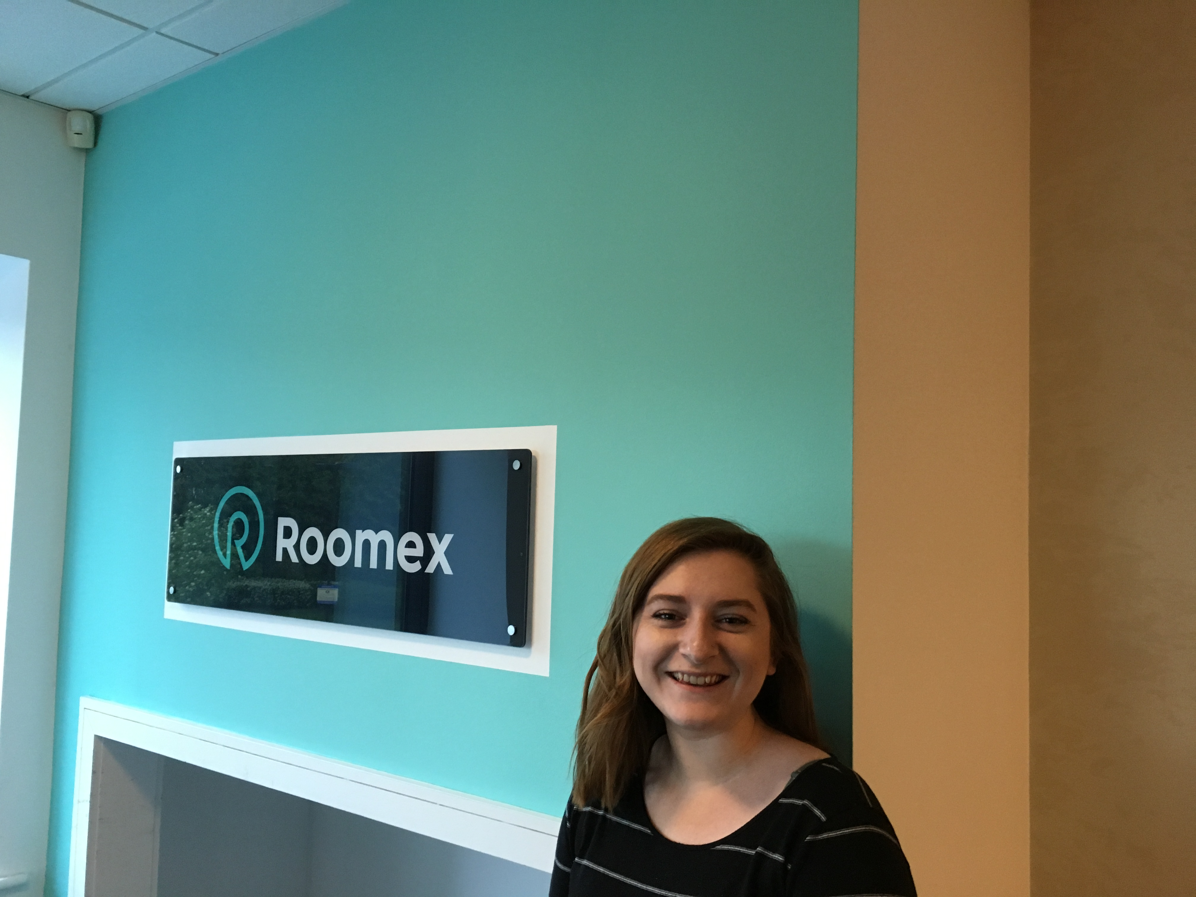Coffeebreak chat with Amanda Middleton, Roomex Operations Executive