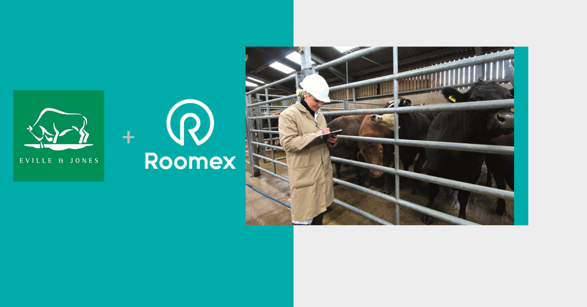 Eville & Jones gains visibility into and control over their travel programme with Roomex