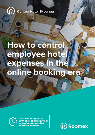 Ebook | How to control employee hotel expenses in the online booking era