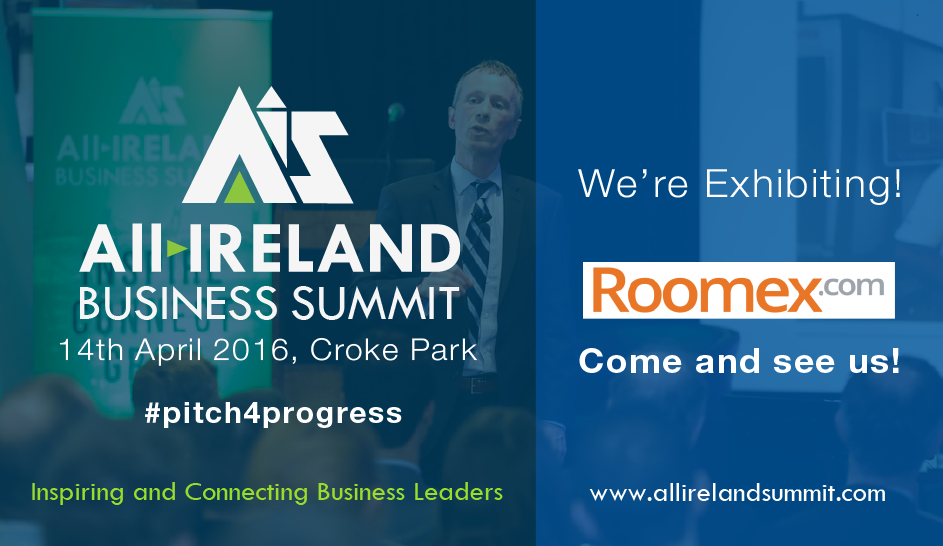 Join Your Peers At The All-Ireland Business Summit On April 14th