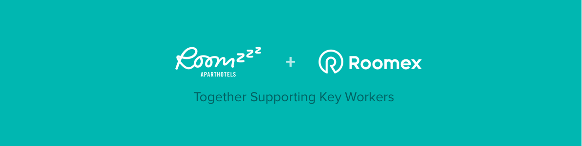 Serviced Aparthotel provider, Roomzzz adapts services to provide safety and comfort to Key Workers during COVID-19
